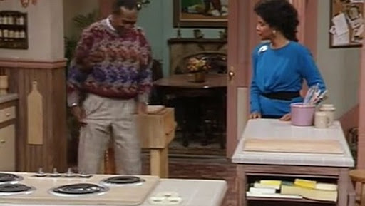Retro Martyr The Cosby Show 4x04 Cliff S Mistake